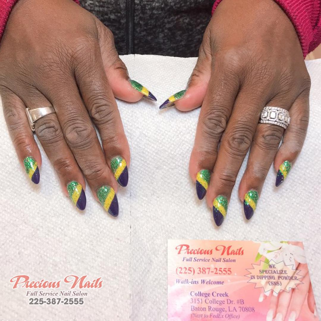 Nails Salon 70808 - Precious Nails